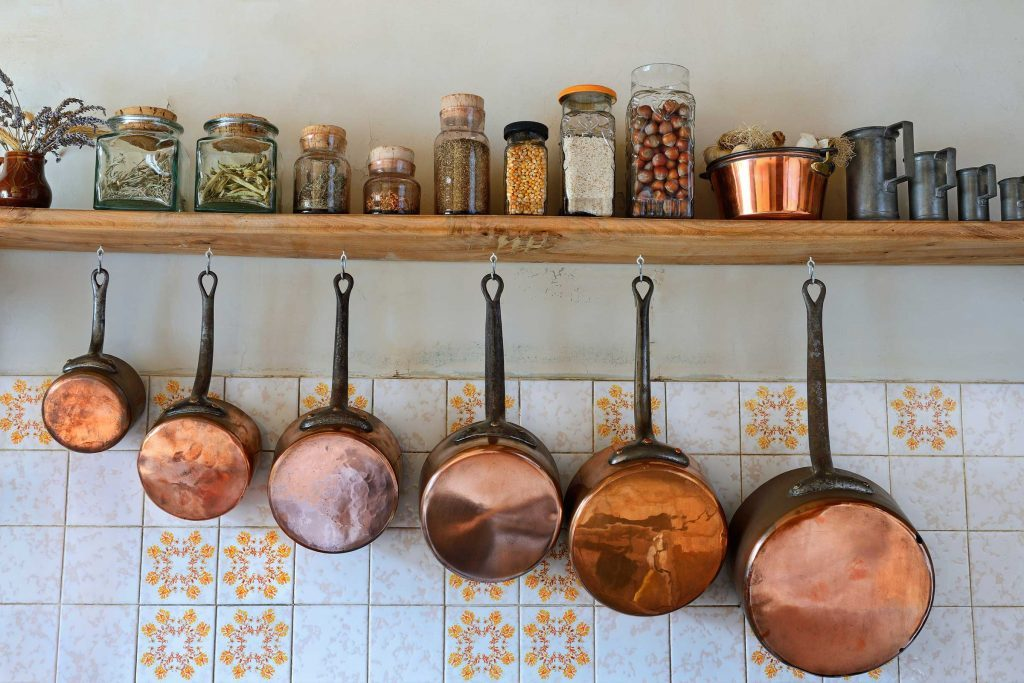 How To Organize Pots And Pans Reader39s Digest