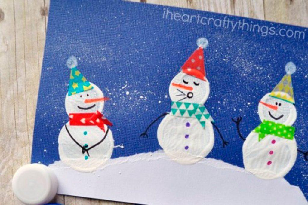 DIY Snowman Crafts for Kids This Winter Reader\u0027s Digest