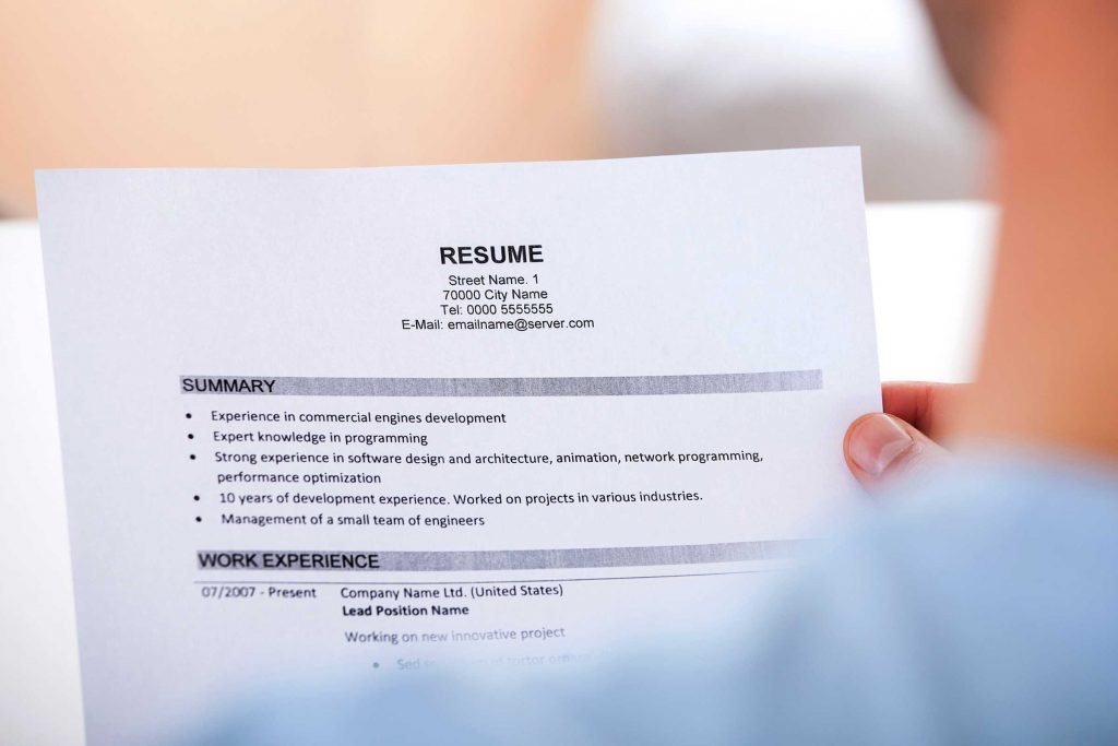 The Best Way To Explain A Resume Gap Reader\u0027s Digest