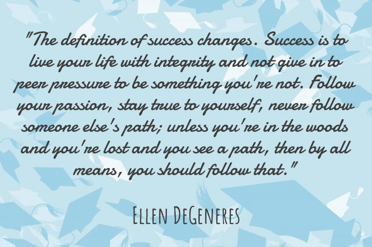 Most Inspiring Quotes from Graduation Speeches Reader\u0027s Digest