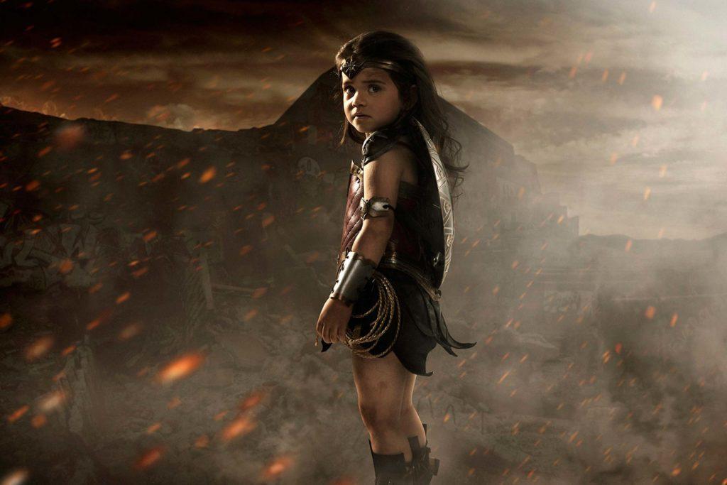 Toddler39s Wonder Woman Halloween Costume Is Epic Reader