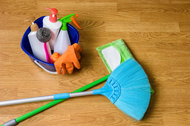 House Cleaning Hacks from Professional Cleaners Reader\u0027s Digest