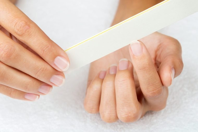 Nail Salon Tips What Manicurists Won39t Tell You Reader