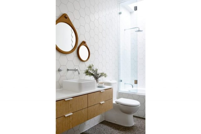houzz bathroom makeover