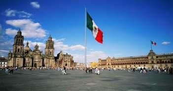 Zócalo de la Ciudad de México se convertirá en arena