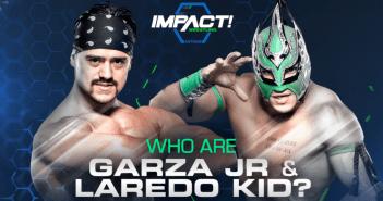 garza junior y Laredo kid triunfaron en Impact Wrestling