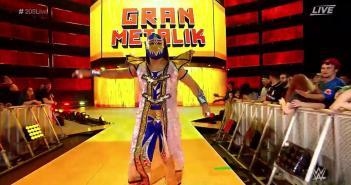 Gran Metalik sucumbió en 205 Live