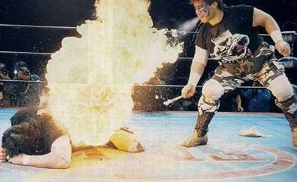 Mister Pogo falleció, leyenda del Death match
