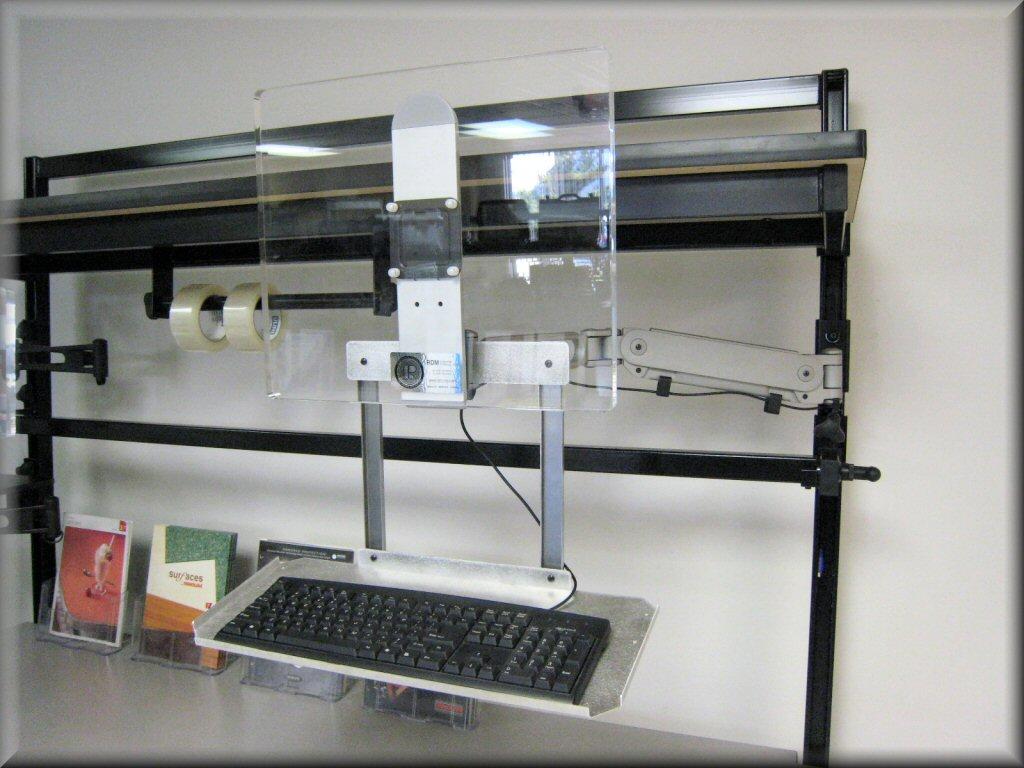 Rdm Computer Table Lan Wan Workstation