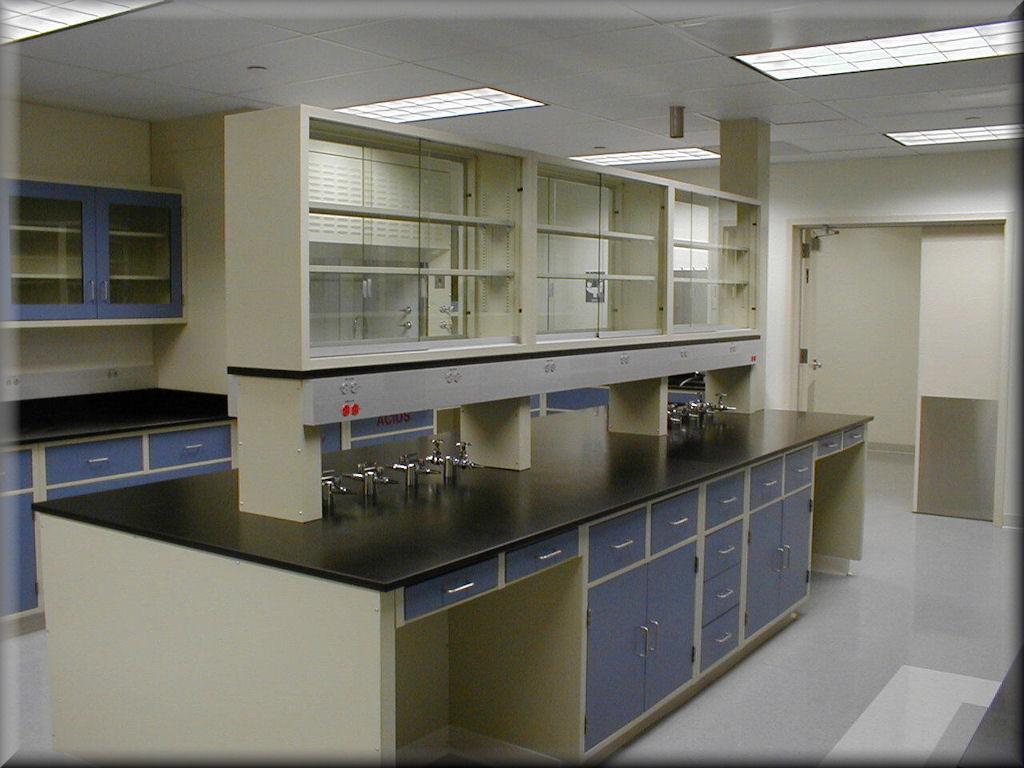 Rdm Laboratory Casework Sample Layouts