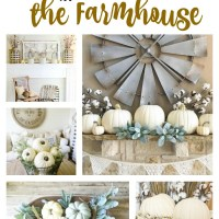 It's Fall at the Farmhouse