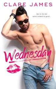 Wednesday by Clare James….Sales Blitz & Review