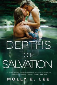 Depths of Salvation by Molly E. Lee…Release Day Event & Review