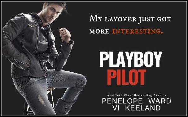 books playboy pilot penelope ward