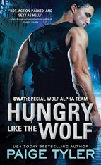 hungry like the wolf by paige tyler