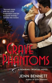 grave phantoms by jenn bennett
