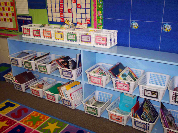 Creating a Classroom Library Reading Rockets