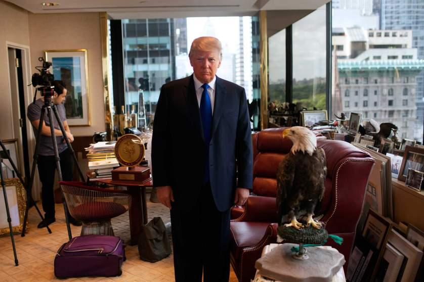On the TIME Trump - American Eagle Shoot \u2026 Beyond the Ha, Ha, Ha