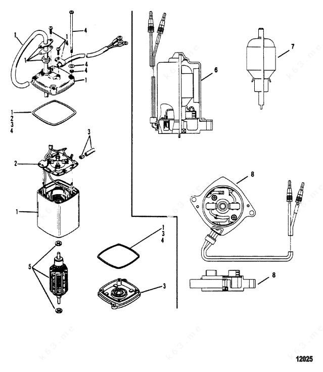 kohler engine electrical diagram model ch205