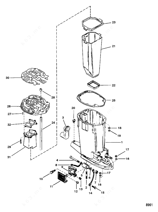 mercury outboard wiring print