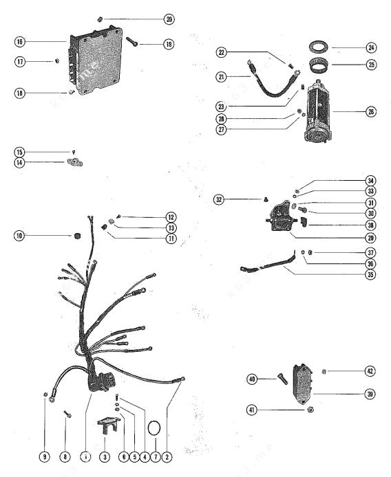 1994 mercury 115 wiring diagram