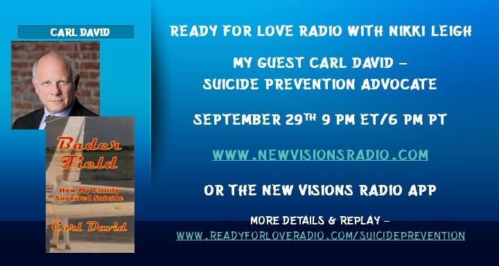 Suicide Prevention Advocate