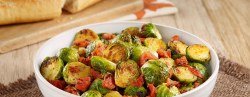 Horrible Oven Roasted Brussels Sprouts Tomatoes Ready Set Eat Brussel Sprouts Keto Recipe Vegetarian Keto Brussel Sprouts Tomatoes Oven Roasted Brussels Sprouts