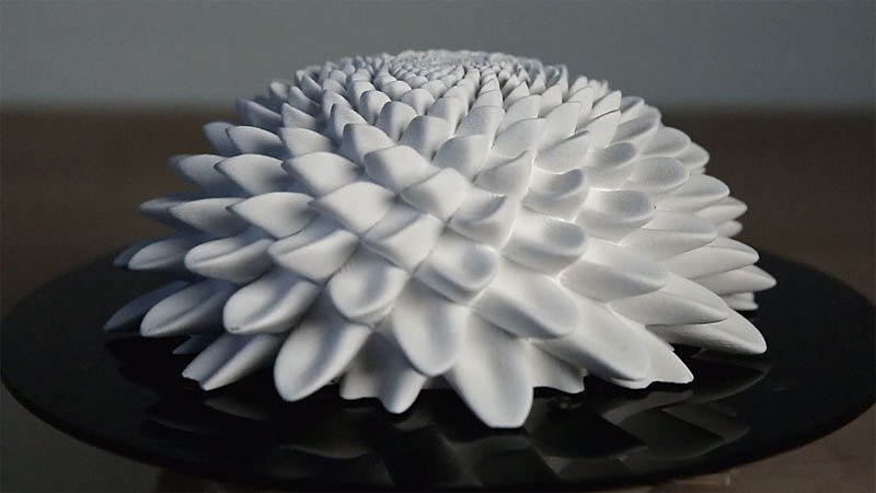 John Edmark Makes 3D-Printed Sculptures That Create the Illusion of