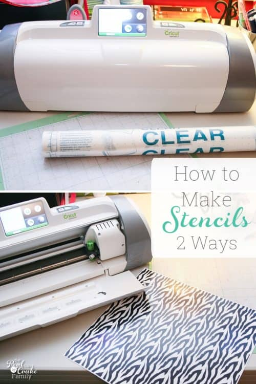How to Make Your Own Custom Stencils the Easy Way
