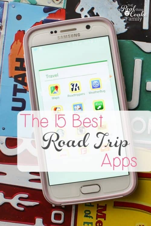 The 15 Best Apps for a Successful Road Trip Anytime