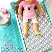 How to Make a Mattress for Any Doll Bed