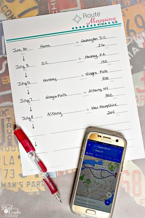Road Trip Planner - Plan the Perfect Road Trip