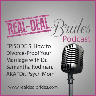 RDB005: Divorce-Proof Your Marriage with Dr. Psych Mom