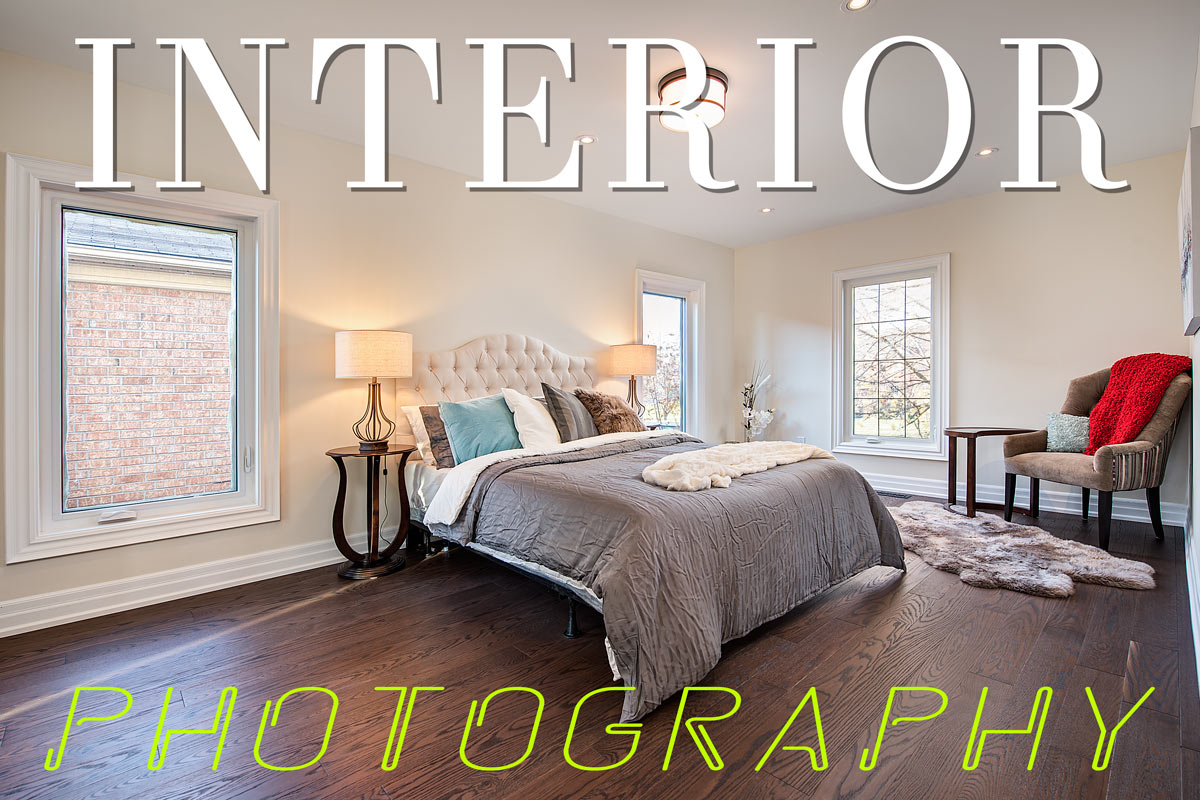Toronto & North York Real Estate Photographer