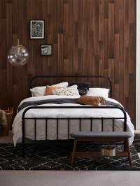 Bedroom Feature Wall Interesting Inspiring Idea Feature ...