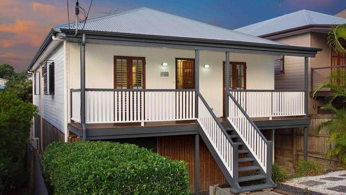 A Replica Queenslander In A Sought After Area Has Hit The