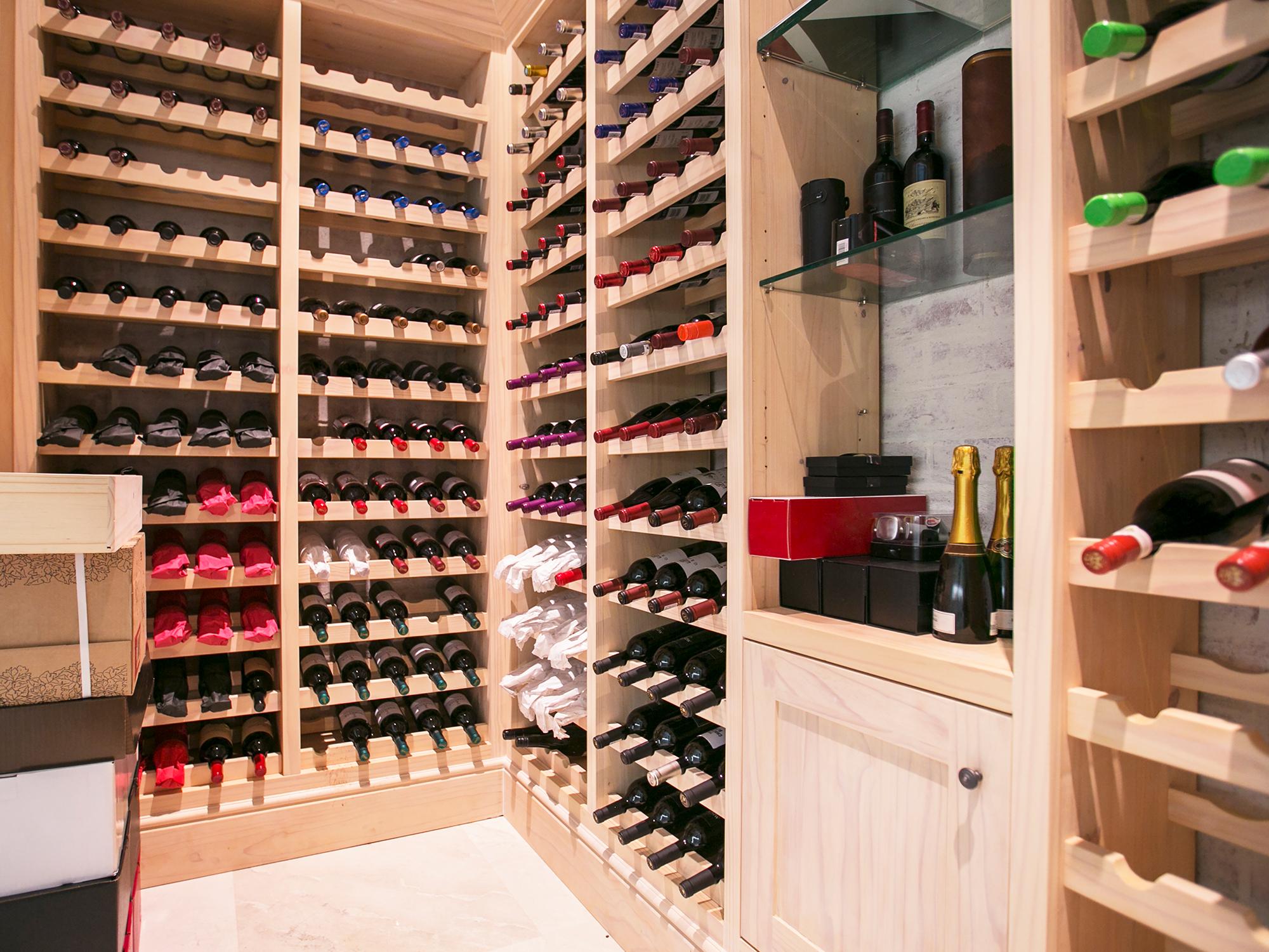 Wine ... & Storage Temperature For Red Wine - Listitdallas