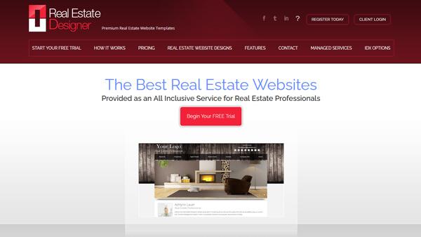 Real Estate Website Template Features Included Real Estate Designer - property management websites templates