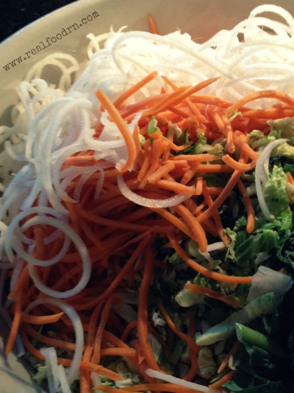 How to Make Noodles Out of Vegetables   Real Food RN