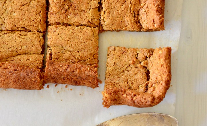 Dirty Blondies | Paleo Baking Book Preview | Real Food with Dana