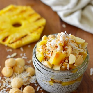 Hawaiian Chia Pudding | Real Food with Dana