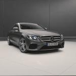 La nouvelle classe E de Mercedes-Benz sur le marché