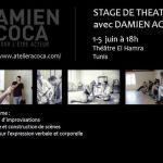 El Hamra organise un stage d'acting sous la direction de Damien Acoca