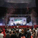 Université Centrale:  remise des diplômes dans une ambiance exceptionnelle