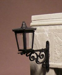 Wall Mounting Street Lamp - 2 pcs. - Reality in Scale