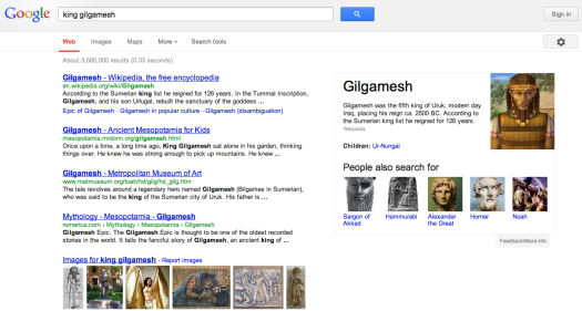 Gilgamesh