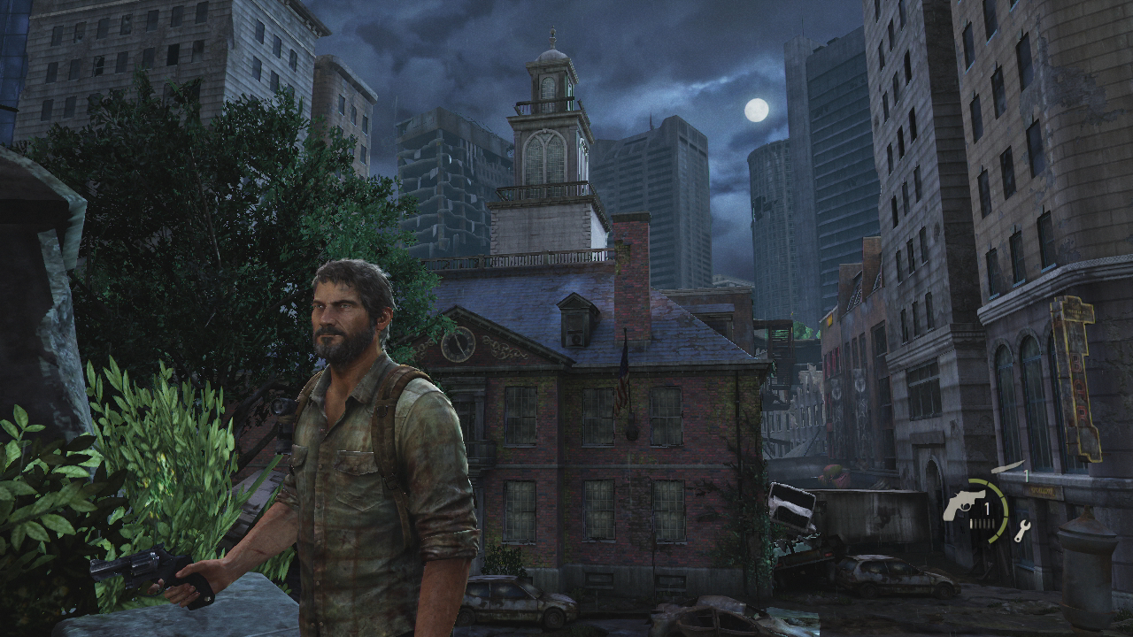Real World Architecture And Locations In The Last Of Us Reality Is A Game