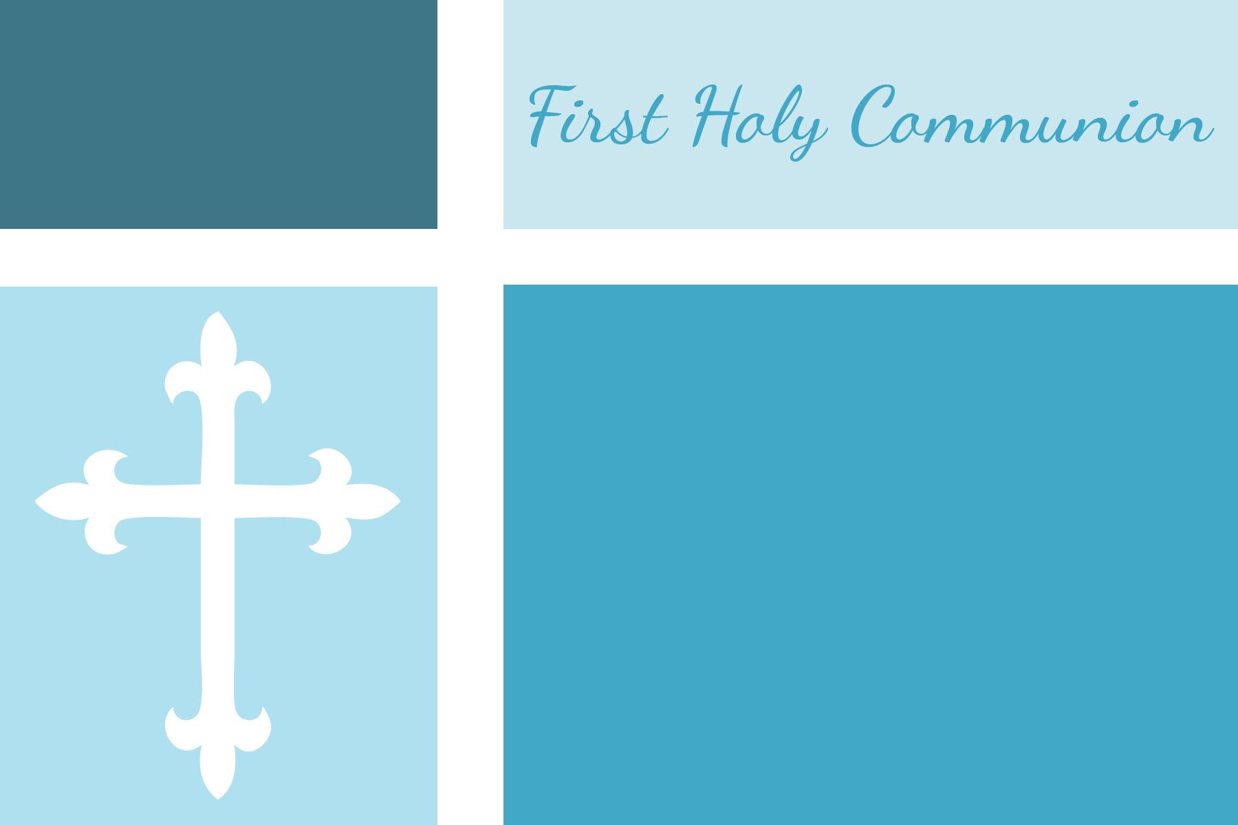 Fullsize Of First Communion Invitations