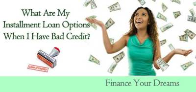 Installment Loans For Bad Credit up to $5,000