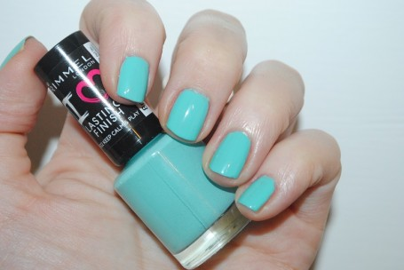 Rimmel I Love Lasting Finish Nail Polish Summer 2014 Really Ree